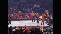 Ric Flair & Batista vs. Randy Orton & Chris Jericho (Raw 18.10.2004)