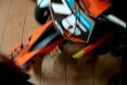 KTM SXF 250 4T BRAAAAM BRAAMM 0:26 sfiammataa