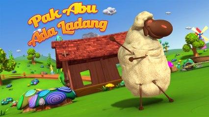"""""""Pak Abu Ada Ladang"""" - Nursery Rhymes"""