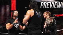 WWE RAW 6-27-16 PREVIEW - Roman Reigns Out From Battleground Main Event