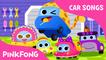 Vroom Vroom Family | Car Songs | PINKFONG Songs for Children