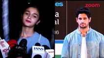 All is well between Alia Bhatt and Sidharth Malhotra - Bollywood News #TMT