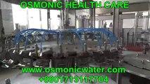 Mono block PET bottle washing filling capping machine supplier company bangladesh