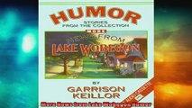 EBOOK ONLINE  More News from Lake Wobegon Humor  FREE BOOOK ONLINE