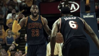 LeBron James Vs LeBron James