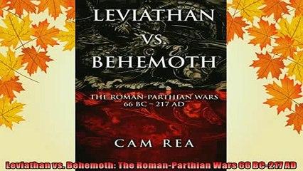 READ book Leviathan vs Behemoth The RomanParthian Wars 66