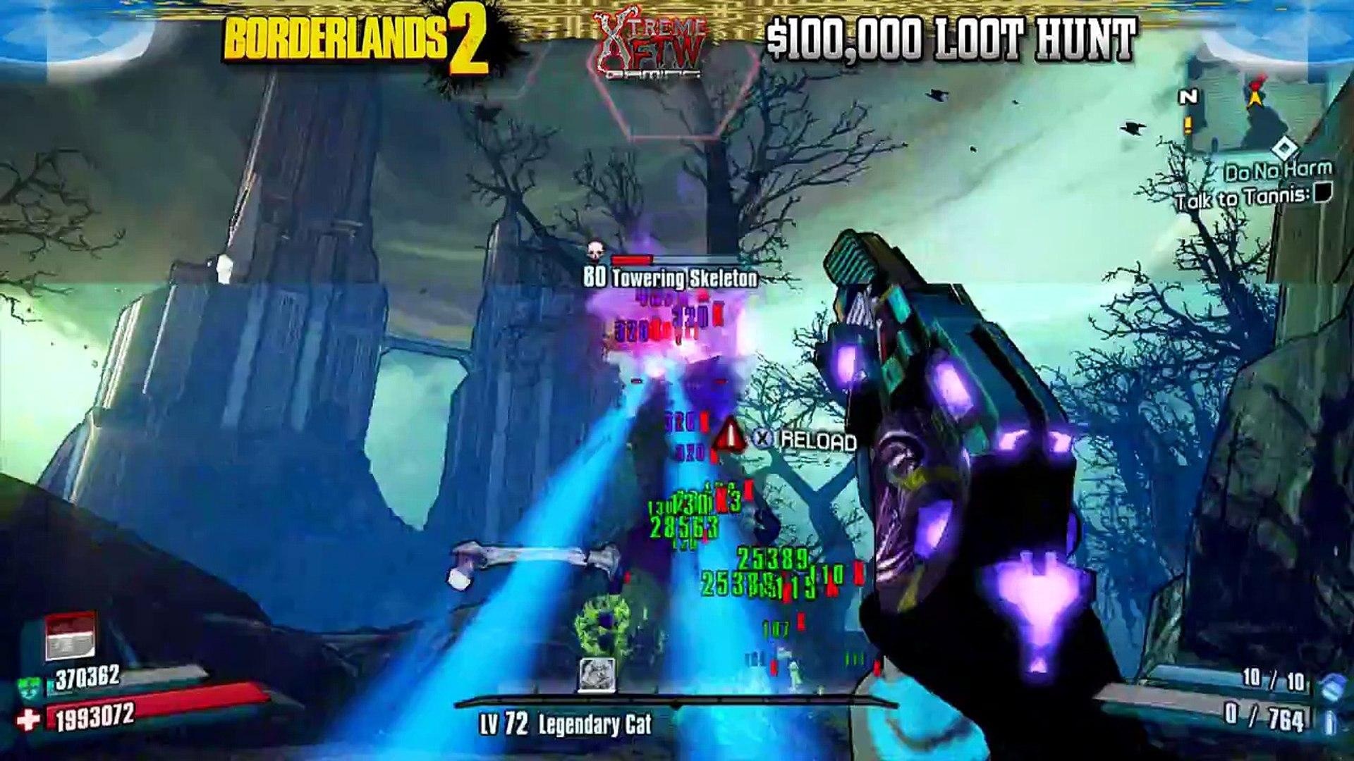 Borderlands 2 $100K Loot Hunt - Ep  27 - Grog Nozzle - Gold