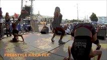 KILLA FLY GIRLS bailando SHAKE de KONSHENS coreo por Flor Margarine y FREESTYLE DANCEHALL