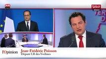 Michel Sapin : « Il n'y a pas de meilleur candidat à gauche que François Hollande »
