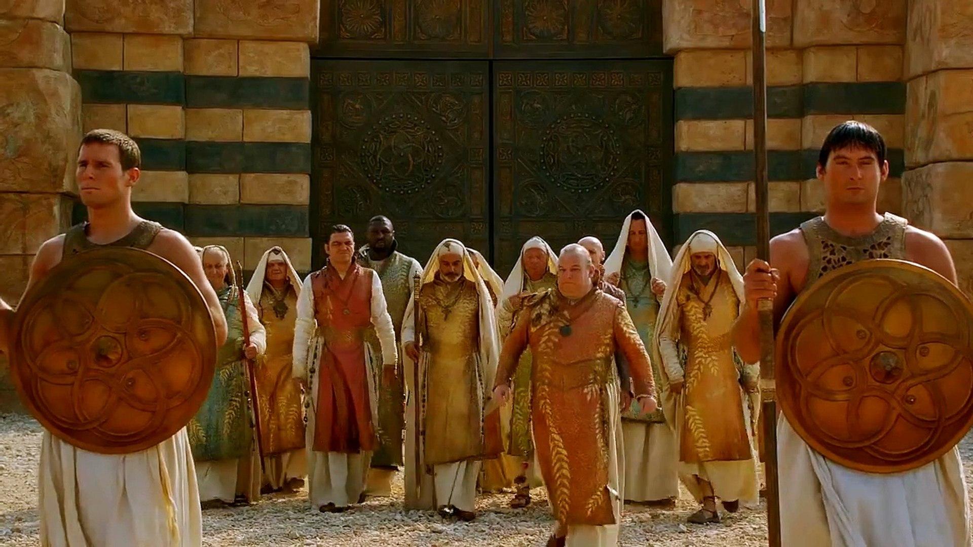 Les meilleures scènes de Game Of Thrones regroupées dans une seule vidéo !