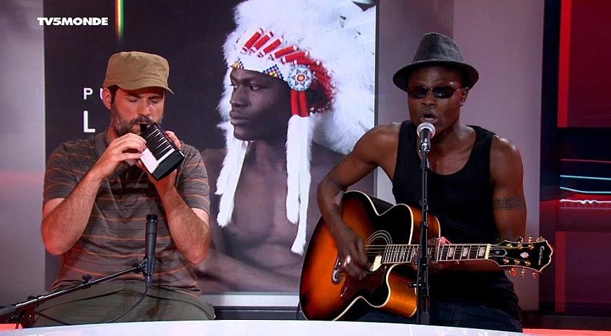 Puppa Lëk Sèn @ TV5Monde - Equal Rights & Justice // Album Sweet & Tuff (Live)
