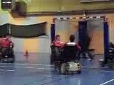 Foot fauteuil Reims 27 janvier 2010 (Reims - Meaux)