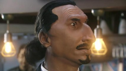 Las 12 pruebas de Zlatan  - Los Guiñoles