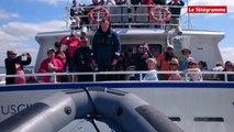 "Golfe du Morbihan. Vitesse : les ""AffMar"" à l'abordage"