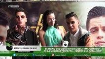 """La Melodía Perfecta lanzó el video oficial de su éxito """"Juntos"""""""