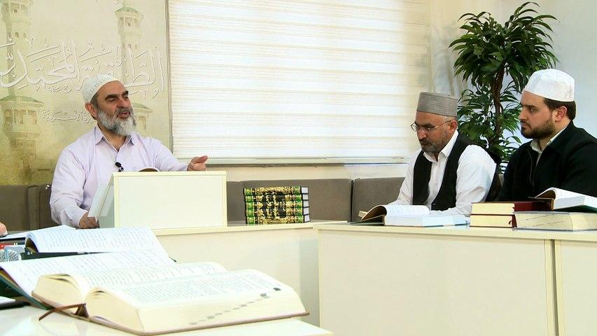 4) Tarikat-ı Muhammediyye - Kur'an'a Sarılmak [ Hadisler Işığında-2 ] - Nureddin Yıldız