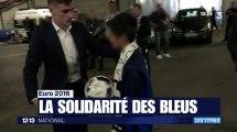 Le beau geste d'Antoine Griezmann au fils du policier assassiné ! - ZAPPING ACTU DU 30/06/2016