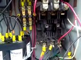 video 2013 03 07 15 04 50 Static Phase Converter Repair / 3-phase from 1-phase power