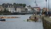 Le pont d'Olivier Grossetête est détruit