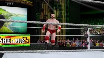 Extreme Rule 2016_ Brock Lesnar vs Sheamus Extreme Rule Match_ at Extreme Rule 2016-WWE-2K16