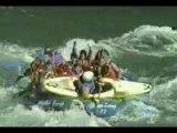 La famille de Regis s'essaye aux sports nautiques