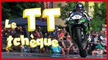 Course moto : le Tourist Trophy Tchèque, à fond entre les maisons