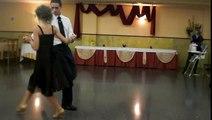 José y Verónica - Coreografía Tango y Bachata (Coreografía Nupcial - 19-11-2011) 2