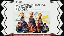 complete  The Organizational Behavior Reader 9th Edition