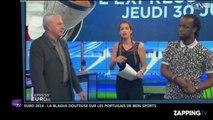 Euro 2016 : Pologne-Portugal, la blague douteuse de beIN Sports sur les Portugais (Vidéo)