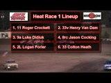 8-27-2011 Ascs Nw Region Heat Races 1, 2 & 3 Grays Harbor Raceway