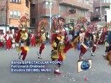 Banda Espectacular Poopó de Oruro - Bolivia corazón de sudamérica, Chinita (Diabladas)