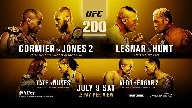 UFC 200: Kelvin Gastelum - Warrior Code