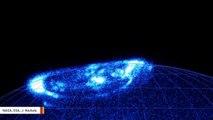 Hubble Telescope Captures Stunning Auroras On Jupiter