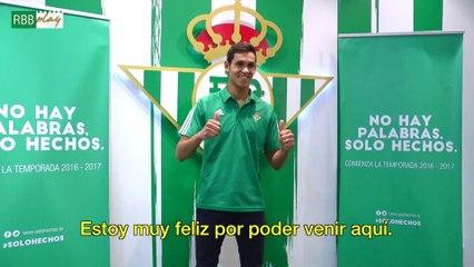 Mandi : «Signer au Bétis Séville et en Liga est une progression pour moi !»