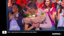 TPMP : Erika Moulet finit en pleurs pour sa dernière apparition dans l'émission (Vidéo)