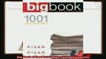 different   Big Book of Real Estate Ads 1001 Ads That Sell