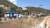 Alanya Takla Atan Otomobil Ağacı Devirip Ters Döndü, Genç Kız Yaralandı