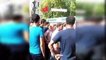 تبادل العنف بين أعوان بشركة النقل و مواطن في محطة برشلونة