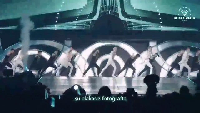 SHINee World Concert 4 | Türkçe Altyazılı - Part 1
