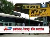 Passengers Okay after Link Express train brakes fail in Haridwar