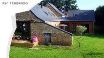 A vendre - Corps de ferme - Saint Aubin Des Chateaux (44110) - 10 pièces - 248m²