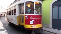 ポルトガル リスボンのトラム28系統 Portugal Lisboa Tram 28