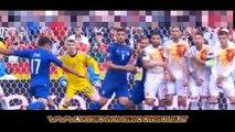 Italia-Spagna 2-0 Si và ai quarti ♛ I gol di Chiellini e Pellè☚Italy-Spain 2-0 We go to the quarters