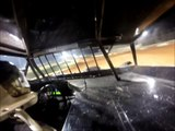 Joey Coulter Dirt Super Late Model Qualifying Screven Speedway 7-26-14