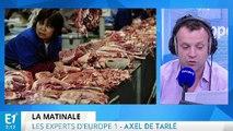 Arnaud Montebourg et la primaire de la gauche, La Chine dope le marché du porc et le sort de la crise : les experts d'Europe 1 vous informent