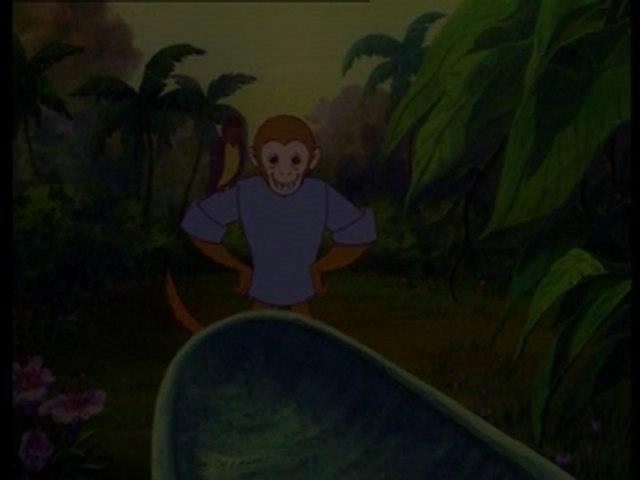 Père castor - Le singe et l'hirondelle