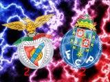 Benfica 3 2 Porto 2011-12 Maxi Pereira, Nolito & Cardozo RR