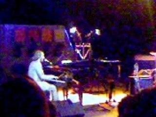 Sebastien Tellier Live à Sete (12/07/07)