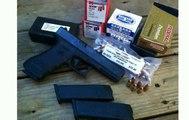 Glock 17 GEN4 9mm Luger Pistol -  New