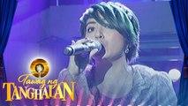 Tawag ng Tanghalan  Behnaz Samadi-Denani ,  Ako Ay Pilipino